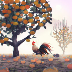 10_October_Rooster