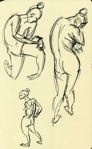 2 1/2 minute poses