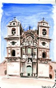 Temple de la Companion de Jesus.