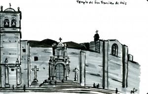 Templo de San Francisco de Asis.