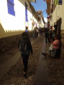 Hello, Cusco!