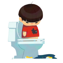 Baby Us: Toilet Boy